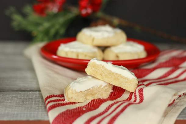 Easy vegan swig sugar cookies