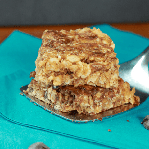 Rice Krispie Granola Bars