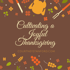 Thanksgiving blog