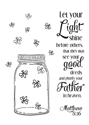 Let Your Light Shine in the Midst of Chaotic Days, guest post by Courtney DeFeo