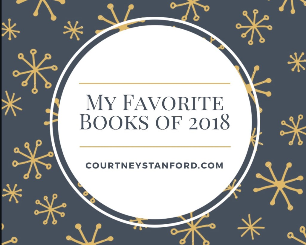 My Favorite Books of 2018