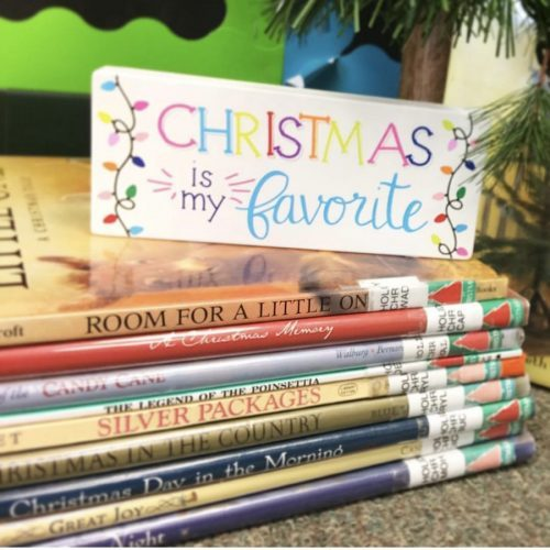My Favorite Christmas Books for Children