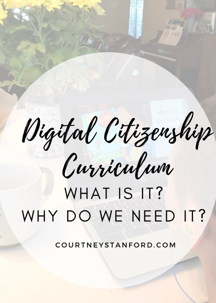 Tech Trends in Education: What is Digital Citizenship Curriculum?