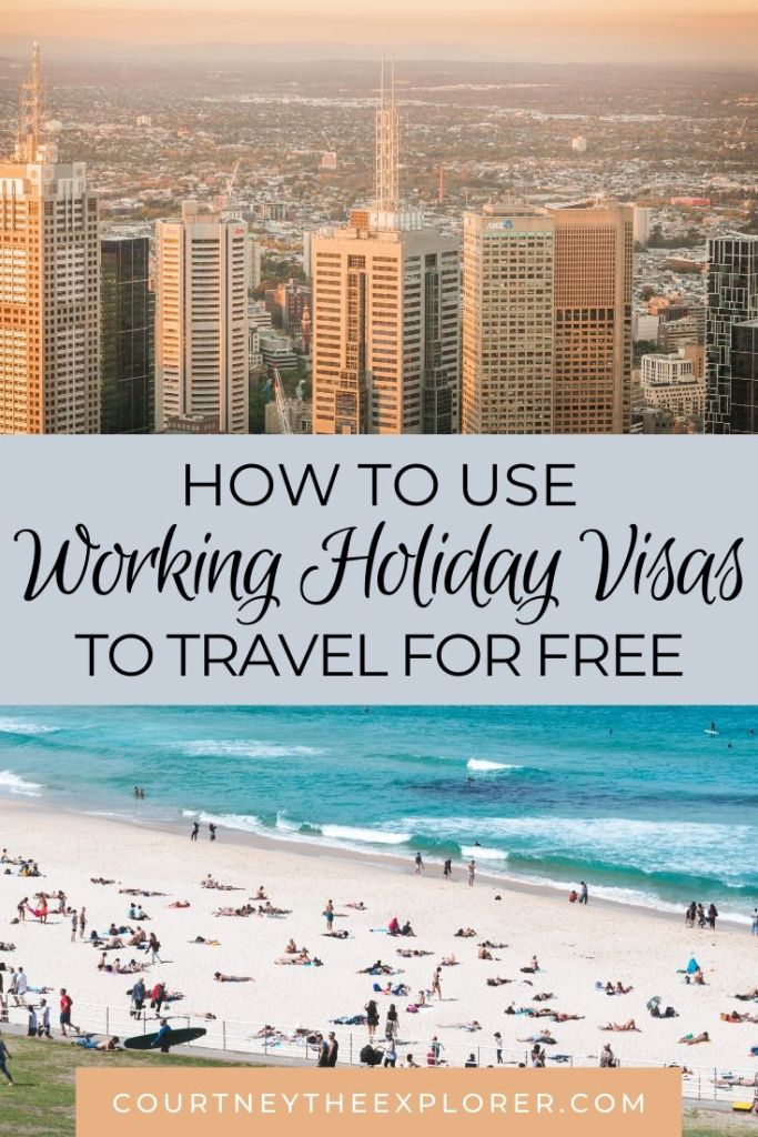 How to use working holiday visas to make money and travel for free! Learn how Maria is living and traveling in Australia while learning new skills. #holidayvisa #workingholidayvisa #australia #melbourne #freetravel