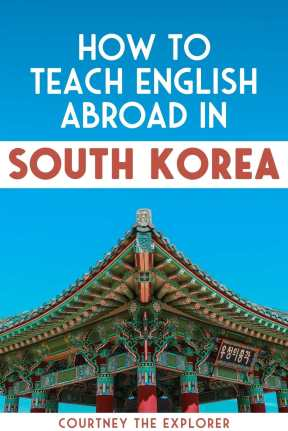 How to Teach Abroad in South Korea - how to get started, how to pick a school, public vs. private, interview + resume tips, help with your E2 visa, and more!