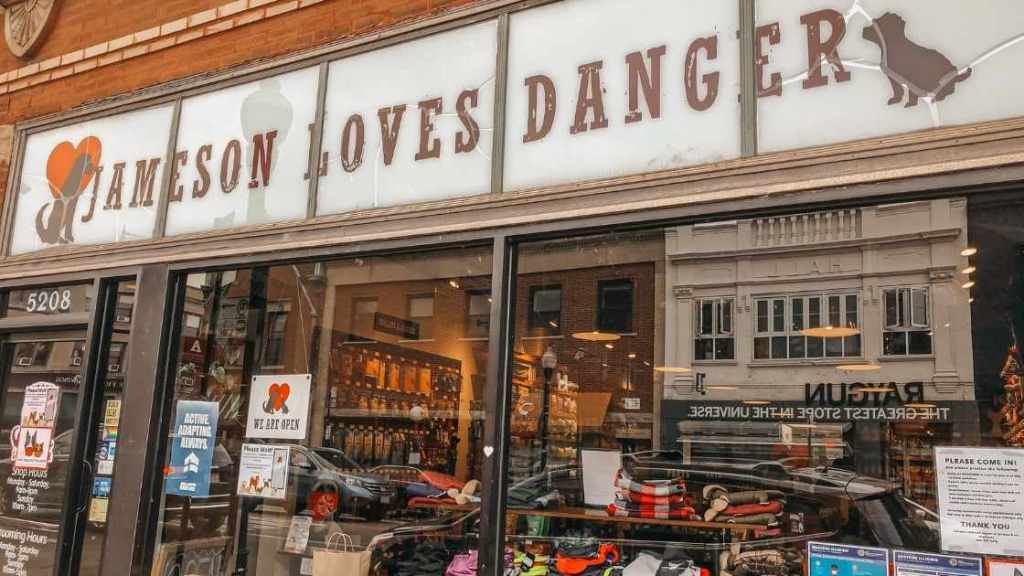 Jameson Loves Danger - shop local, queer-owned chicago businesses