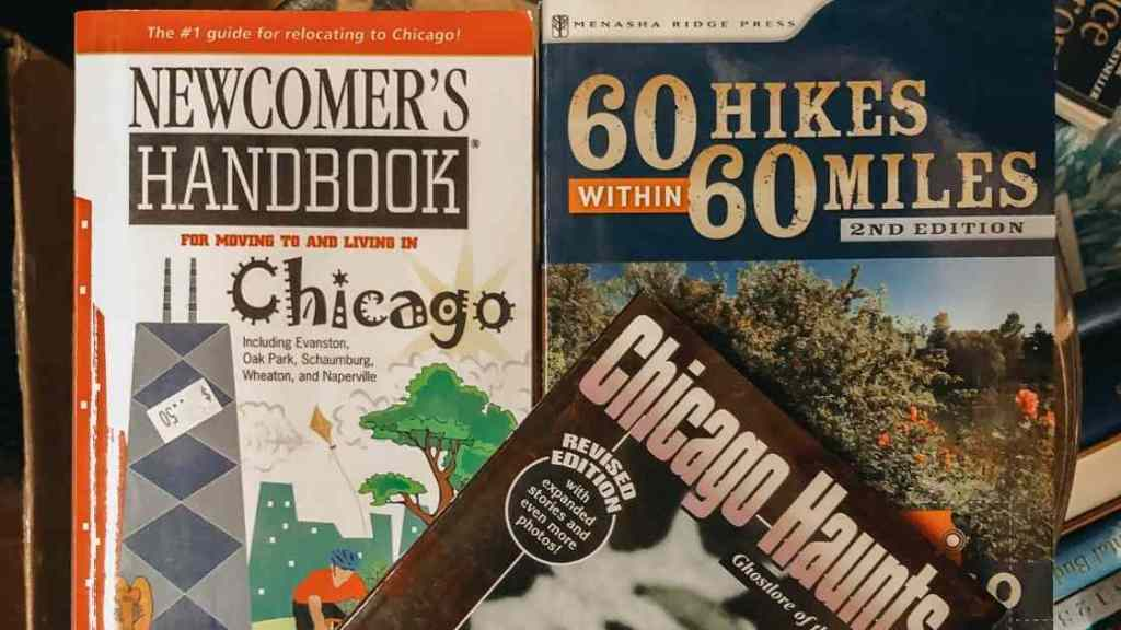 three books - shop local, queer-owned chicago businesses