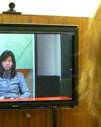 Guidelines for witness testimony on video link