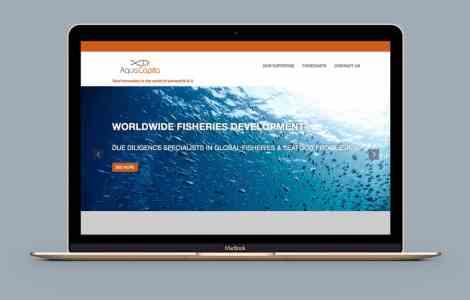 Site et logo Aquacapita