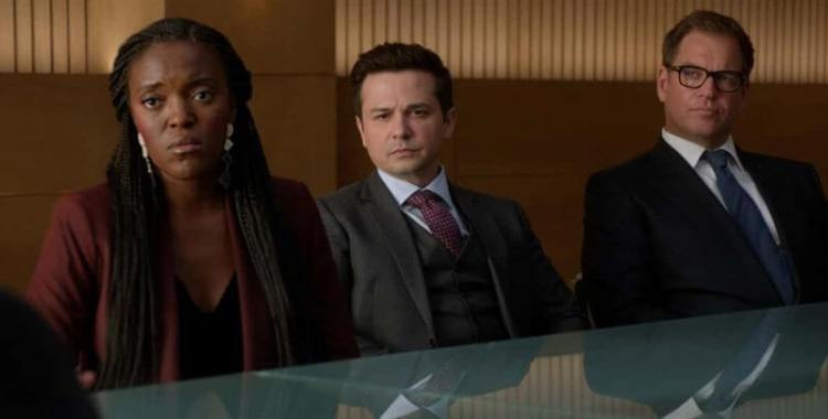 Characters from Season 4, Episode 4 of CBS drama
