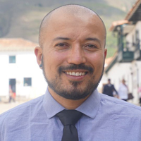 Juan Carlos Herrera : Panama In-Country Director