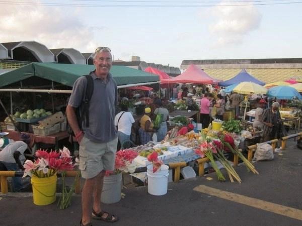 roseau saturday market 6 30am court short claire and james short