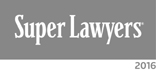 Image of Super Lawyers logo. Richard A. Klass has been selected for the 2016 New York Metro Super Lawyers List.