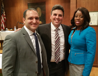 Daniel R. Antonelli, Esq., Richard A. Klass, Esq. and Kaylin L. Whittingham, Esq. at a Continuing Legal Education Program about Termination of the Attorney/Client Relationship: Prevention, Planning & Procedure.