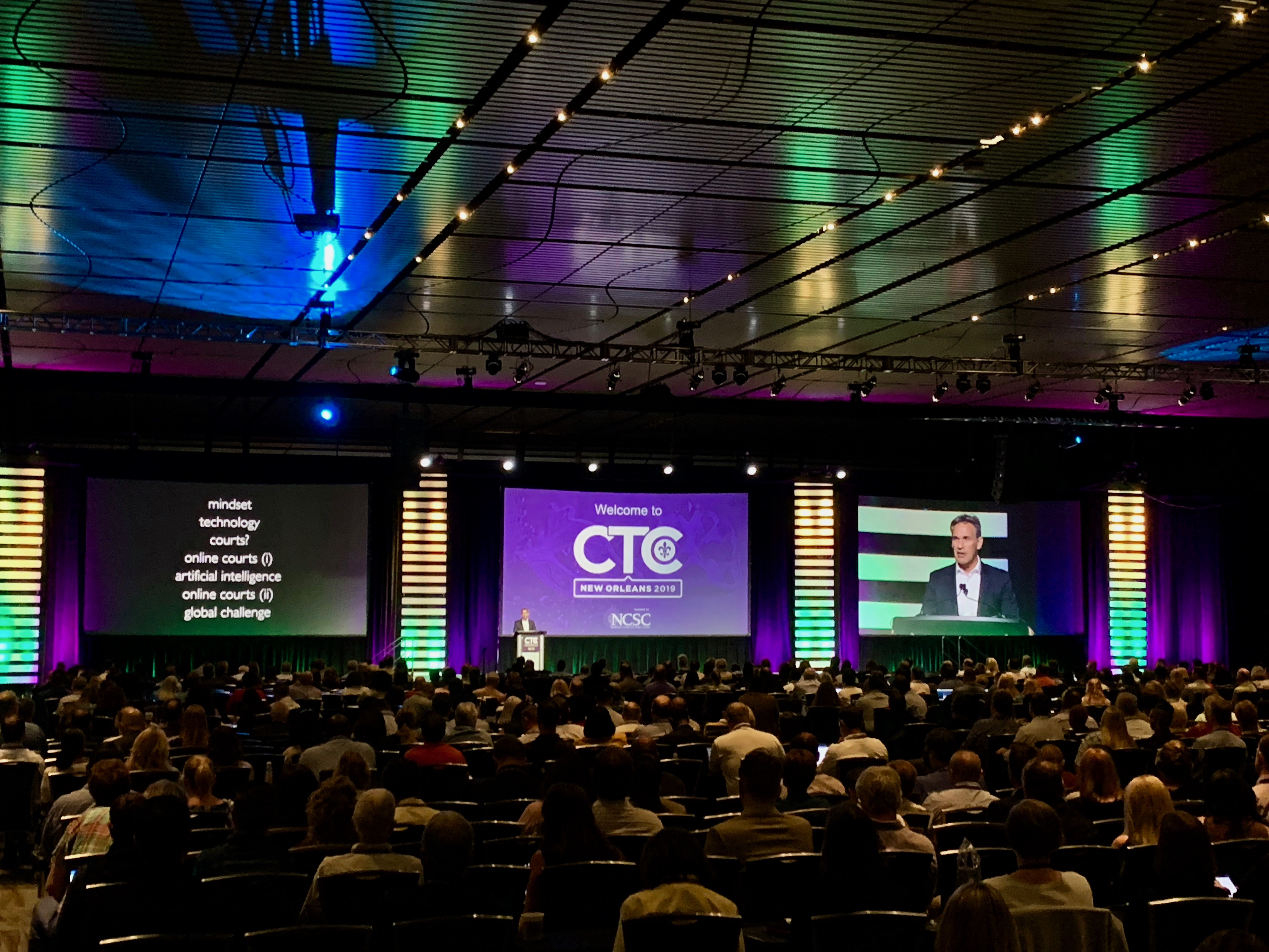 CTC 2019 Susskind Keynote Video
