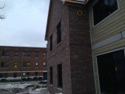 1-17-2014 West Masonry Completed