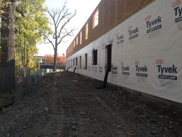 Truss Assembly NE Wall