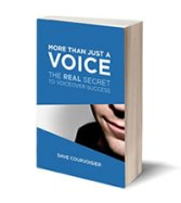 More than just a voice by Dave Courvoisier