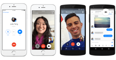 messenger-video-calling