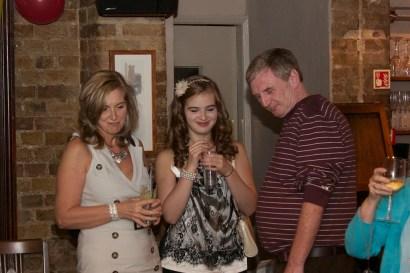 Terri, Georgina and Terri
