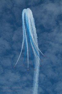 Red Arrows Stunt