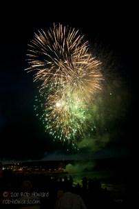Streaky firework