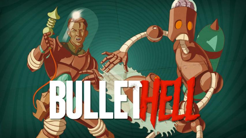 Accueil Bullet Hell Boardgame