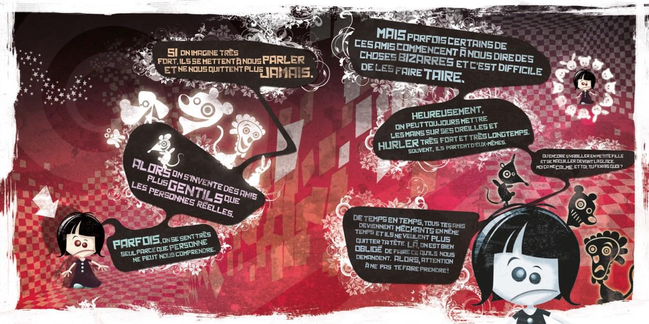 Lou et les horreurs cosmiques page 1