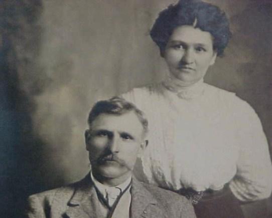 Mary Catherine Hampton & Charles Willis Ditmore