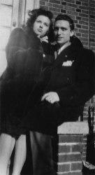 Vivian Klein Berman, Seymour Berman via Shari Berman Landes