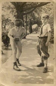 Stephen Klein, friend, 1943 (via Shari Berman Landes)