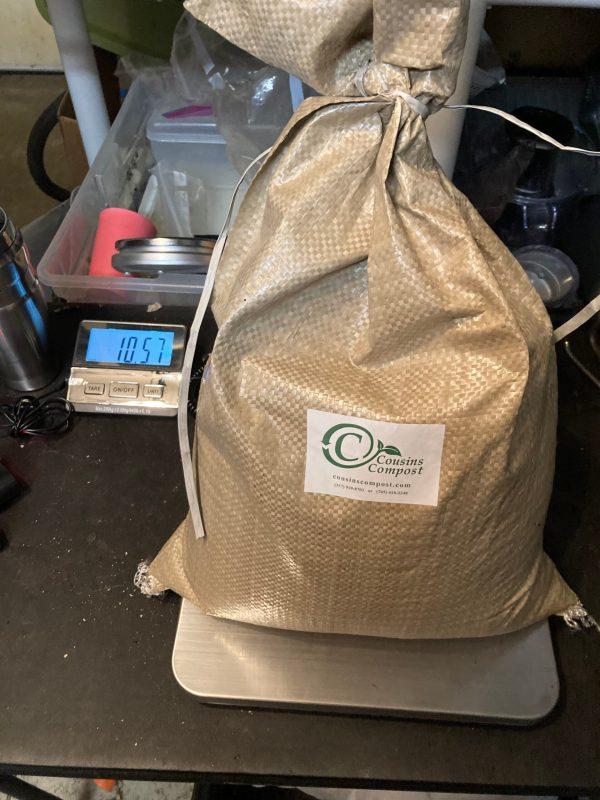 10lb bag casting 2