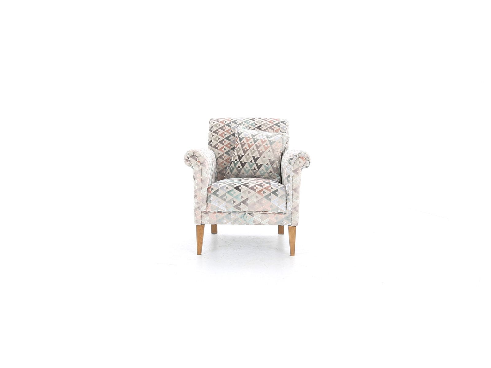 Corus Accent Chair Type Pattern