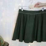 Comment faire une jupe cercle ?