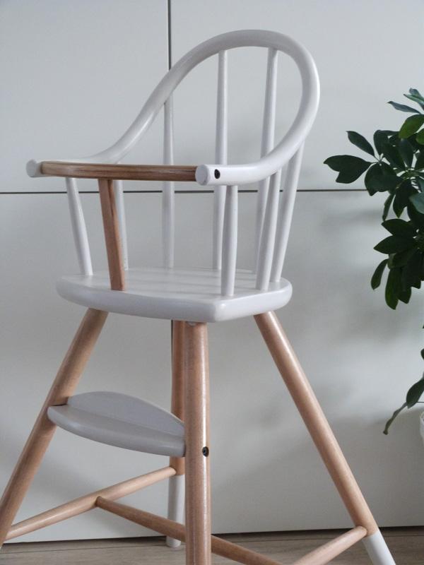 La Chaise Haute Façon Ovomicuna Coutureturbulences