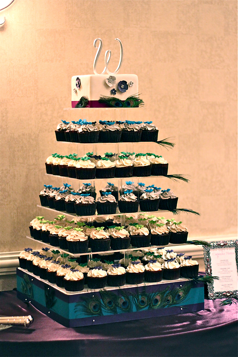 Cupcake Display Gallery The Couture Cakery
