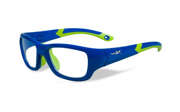 flash royal blue lime green