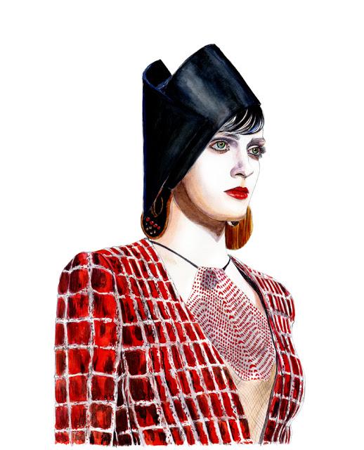 Armani Haute Couture Spring Summer 2013