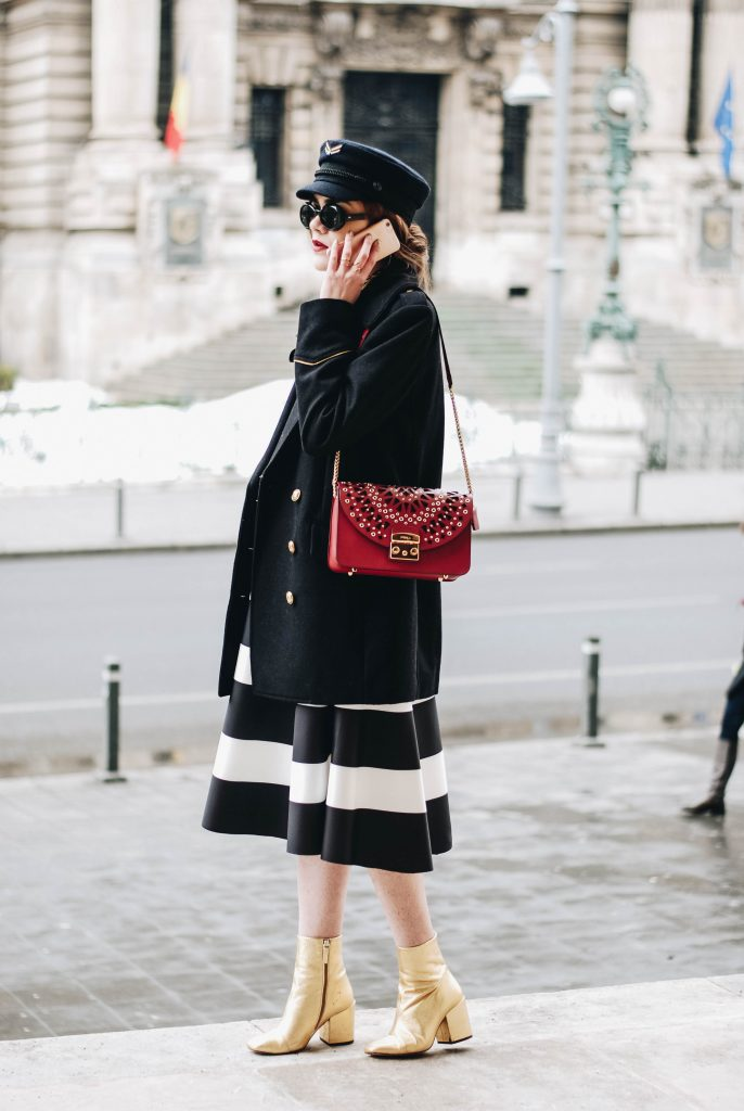 Valentines Day Outfit Idea With A Twist Couturezilla