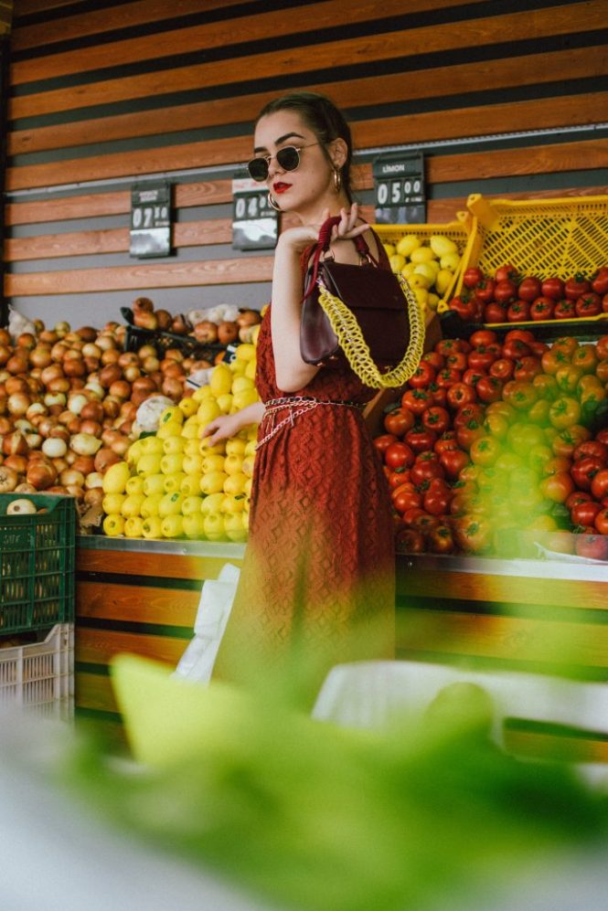 Stefanel rust lace maxi dress, gucci sneakers, isla fontaine burgundy bag, andreea birsan in izmir, couturezilla, cute fall outfit ideas 2018, asos la femme chain belt, the best chain belt from asos, asos sold out chain belt, how to style a maxi dress in fall, what goes with a lace dress, how to create a casual fall outfit with a lace dress, dark brown lace dress, dark red lady bag, isla fontaine bags, italian leather handbags, the best color to wear this fall, dark red bag, gucci two tone white leather sneakers, gucci chunky trainers, chunky trainers trend, chunky sneakers are in, dad sneakers, where to find affordable chunky sneakers, statement bag, genuine leather bag, what goes with a long lace dress, ray ban inspired sunglasses, autumn outfit ideas for warm weather, andreea birsan's outfits in izmir turkey, what to wear in autumn in turkey, travel diaries, lace dress and sneakers, how to make sneakers work with a lace dress, gold hoop earrings, how to look Parisian chic, European summer street style inspiration for women 2017, pinterest chic outfit ideas for woman, summer outfit ideas, summer ootd inspiration, outfit of the day, ootd, fashion icon, style inspiration, fashionista, fashion inspiration, style inspo, what to wear in summer, how to look French, chic on a budget, zara outfit, mango, topshop, asos, river island, forever 21, urban outfitters, how to mix high end pieces with luxury ones, zara and Gucci,outfit alternatives for summer, tomboy chic, minimal outfit, tumblr girls photos, pictures, happy girl, women, smart casual outfits, the best outfit ideas 2017, what to wear when you don't feel inspired, summer in Europe, weekend attire, uniform, French women in summer, European outfit ideas 2017, minimal chic outfit, how to stand out, the best outfit ideas for summer, the sunglasses you have seen everywhere on Instagram, glasses, uk fashion blogger, united kingdom, uk fashion blog, fashion and travel blog, Europe, women with style, street style, summer f