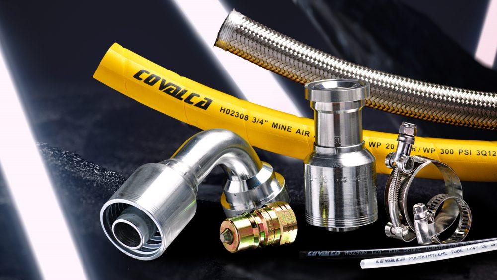 Somos fabricantes y distribuidores de productos para la conduccion de fluidos