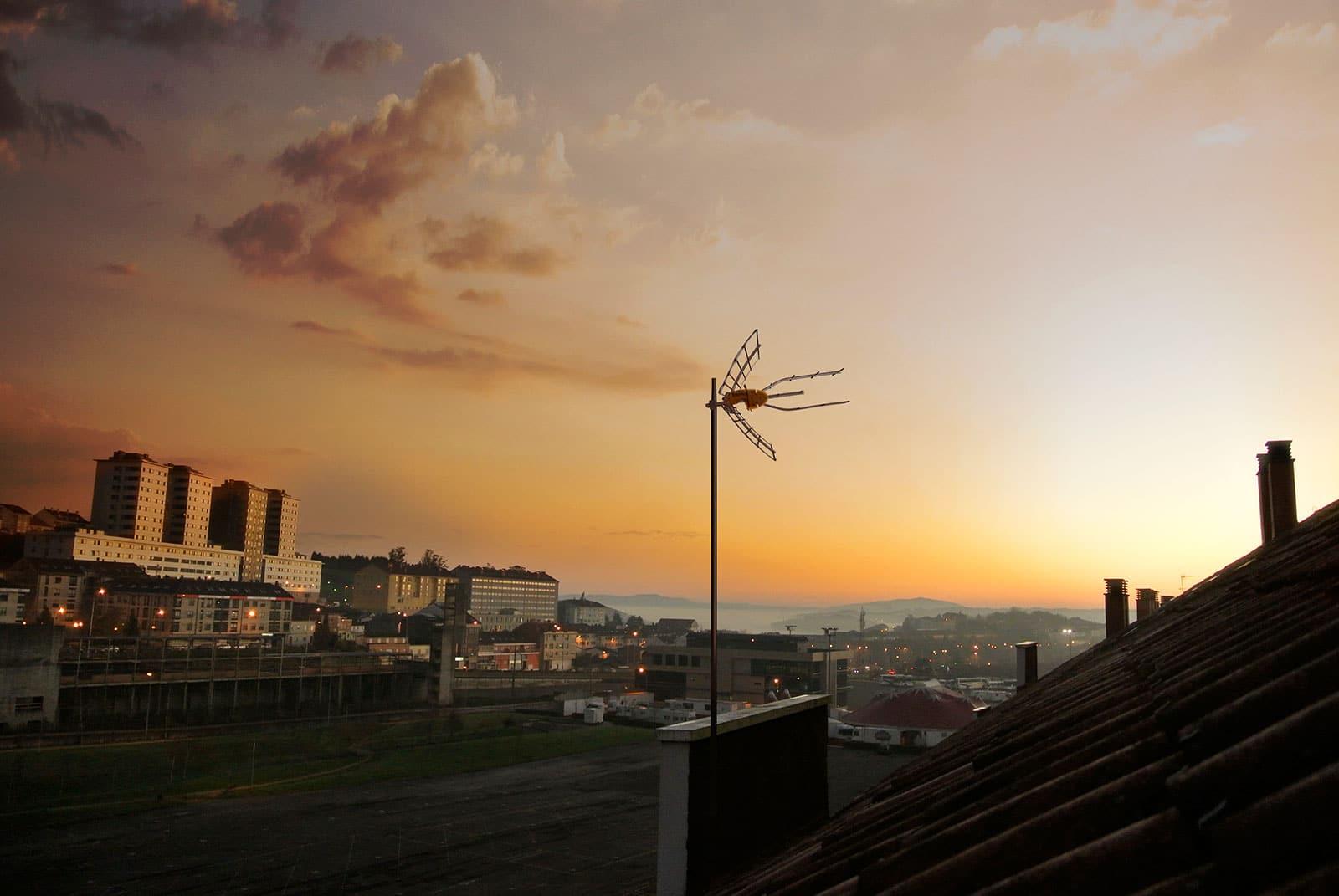 REPARamos antenas tv