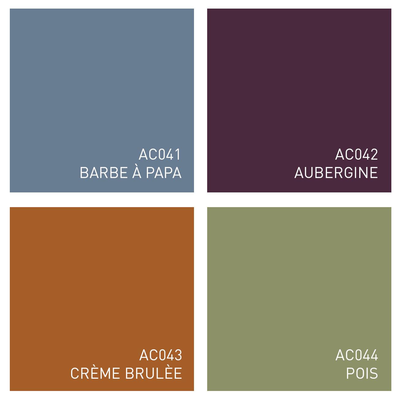 Sempre sulle tonalità del blu, possiamo ottenere nuance che virano su colorazioni più metalliche e che esaltano fiammate di colore. Cartella Colore