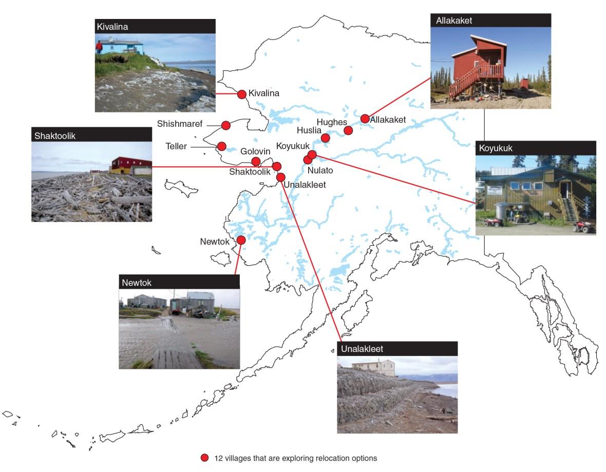 GAO-09-551 Alaska Native Villages: Limited Progress Has Been Mad