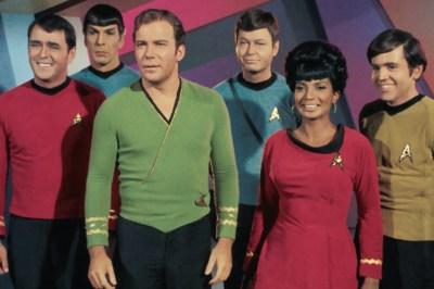Five for Friday: Star Trek Optimism, Environmental Pessimism, Evangelical Sexism