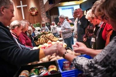 As Church Closes, So Does Its Food Pantry