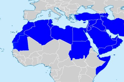 Middle East, North Africa New Serve Globally Region