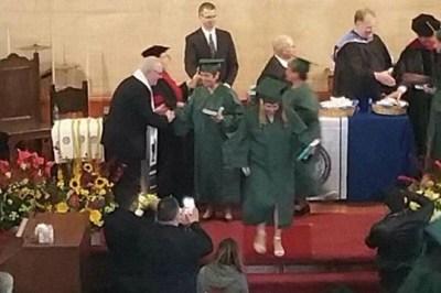CHET Holds Graduation Ceremonies