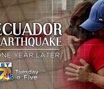 Broadcast Highlights Ecuador Covenant Earthquake Recovery Work