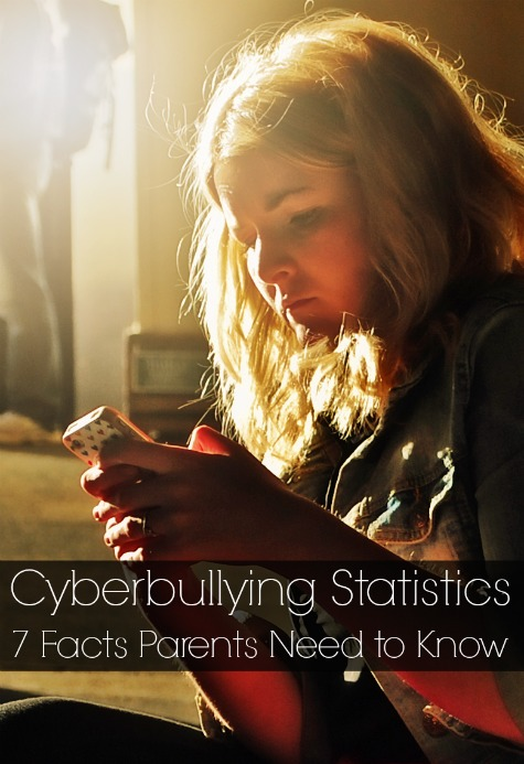Cyberbullying Statistics - 7 Facts Parents Need to Know